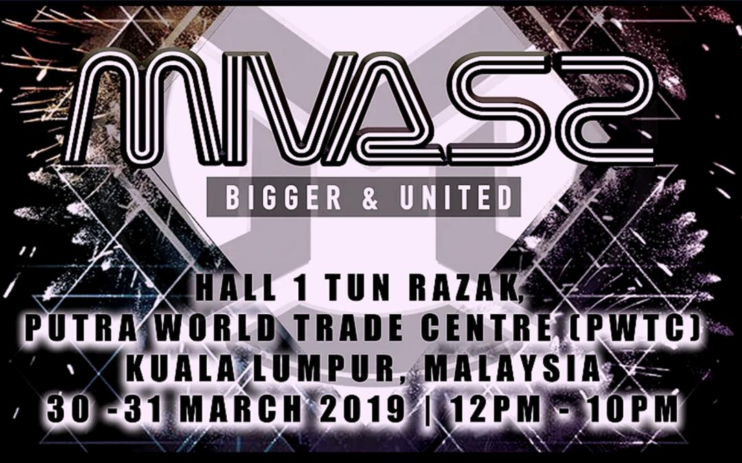 MIVAS2 VAPE EXHIBITION, 30th-31th, MARCH , 2019