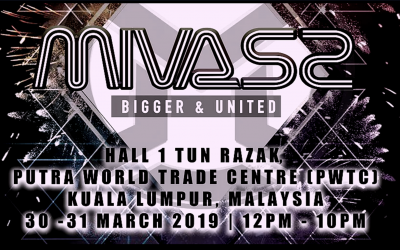 MIVAS2 VAPE EXHIBITION, 30th-31th, MARCH , 2019