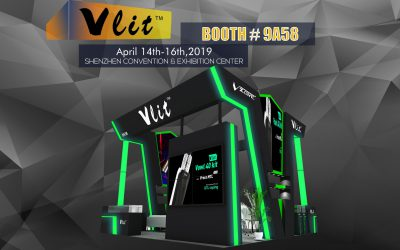 SHENZHEN IECIE VAPE EXHIBITION, 14th-16th, APRIL, 2019