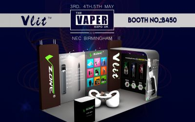 THE VAPER EXPO UK, 3th-5th, MAY , 2019