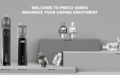 The Award Winning Preco Series Has A New Member!