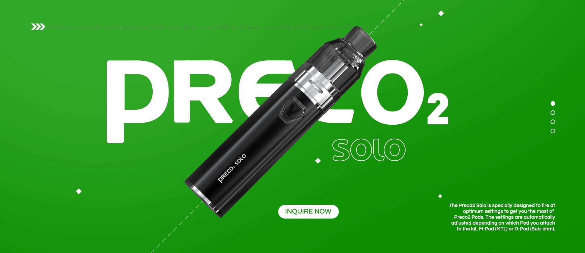 Preco2-solo