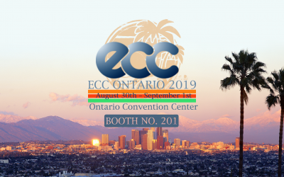 USA VAPE EXHIBITION ECC ONTARIO 2019 AUG. 30th- SEP.1ST