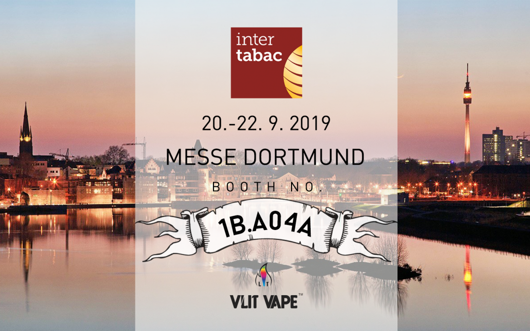 GERMANY VAPE EXHIBITION 20th-22 SEP.2019