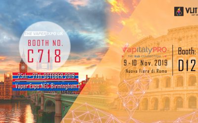 VAPITALYPRO 9th-10th NOV. 2019