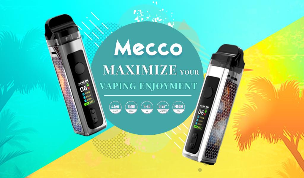 Vlit Mecco Pod Mod Launching